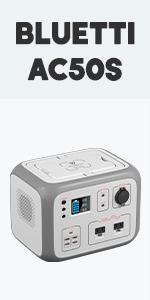 150x300 BLUETTI Portable Power Station AC50S-1