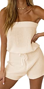 beige color rompers and jumpsuits for women