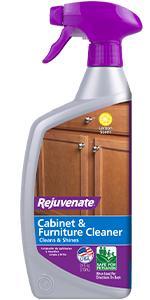 Rejuvenate 24oz Cabinet amp;amp;amp; Furniture Cleaner