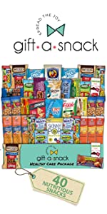 Healthy Gift a snack box