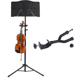 Klvied violin music stand