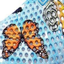 Honeycomb upper