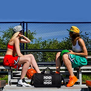 Gym Duffle Bag sports gym bag small gym bag for men soccer for boys sports duffle bags for men bag