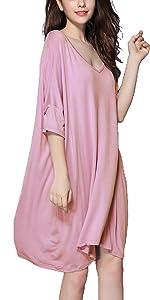 women cotton nightwear modal soft sleepwear pajamas short babydoll underwear hot nighty robe