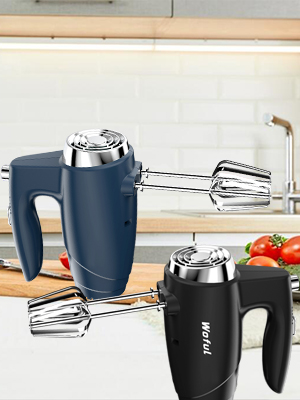 5-Speed Electric Hand Mixer with Eject Button