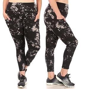 shosho,leggings,sports,tummy control,yoga,sports,plus size,pockets,mesh,butt sculpting,activeware