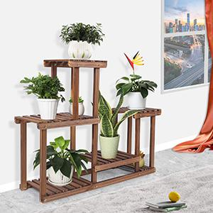 Plant stand outdoor