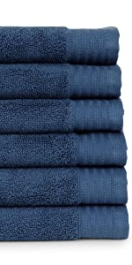 TowelSelections Gardenia Collection Luxury Turkish Cotton Towels