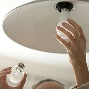 Lâmpada comum, lâmpada smart, lâmpada inteligente
