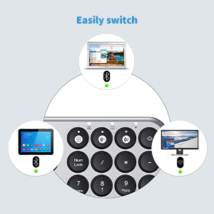 Easily switch
