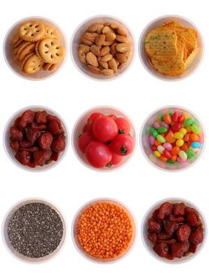 ANVAVA Airtight Food Storage Container Set