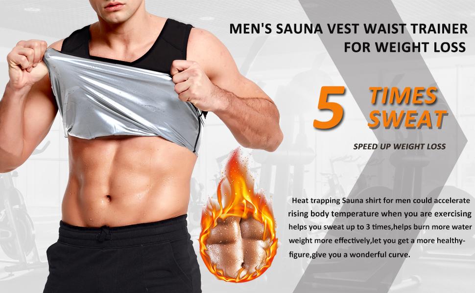 sauna vest waist trainer