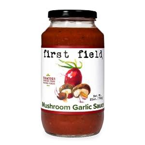 Mushroom Garlic Sauce