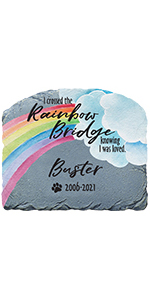 Rainbow Bridge Memorial Stone