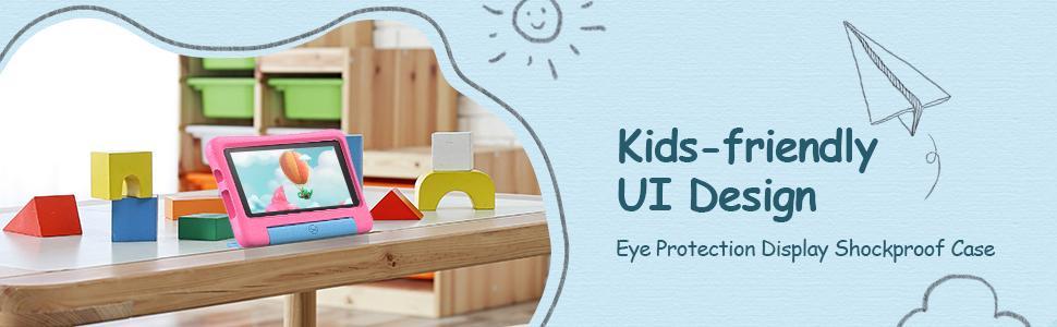 Kids friendly design
