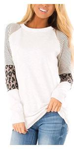long sleeve shirts women casual