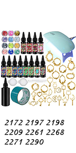 Jewelry Casting Supply Pack