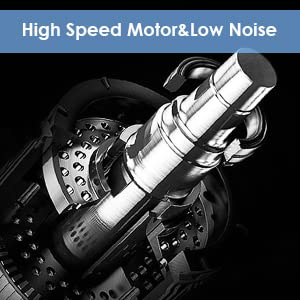 High Speed Motor&Low Noise