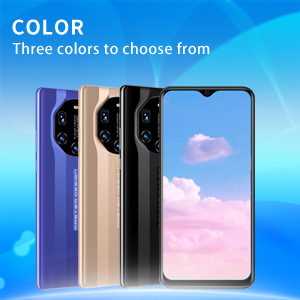 Black,Blue,gold , three colors for you to choose