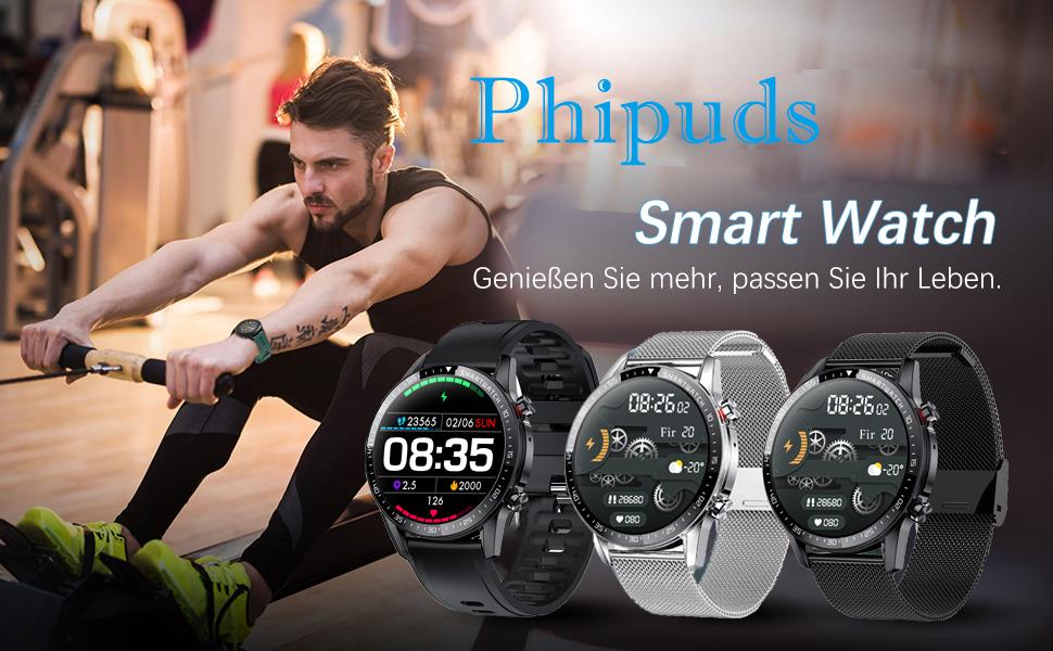 Smartwatch herren