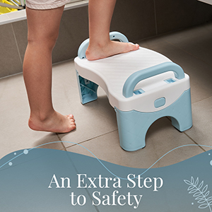 Extra step to safety