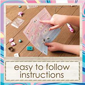 Easy-to-follow instructions