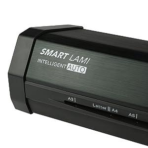 Intelligent laminater machine