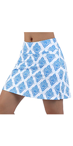 Women skirts with shorts
