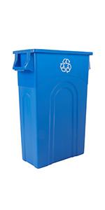 Highboy Recycling Bin