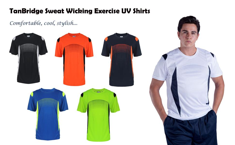 UV Sports T-shirts
