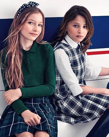Girl's School Uniforms