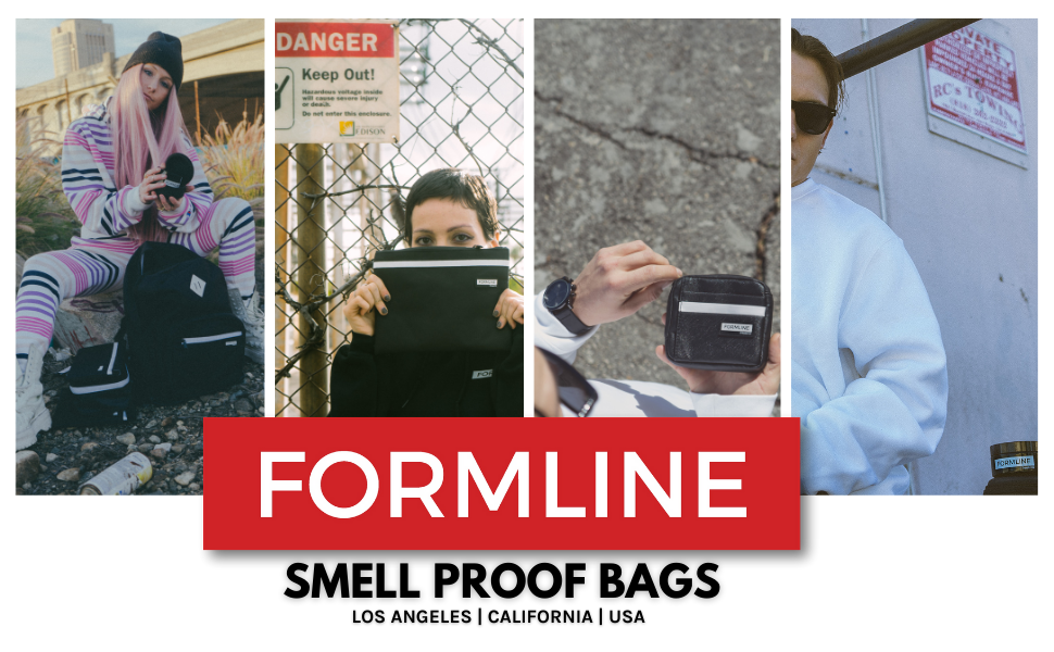formline smell proof bags