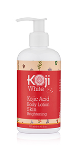 Koji White Kojic Acid Body Lotion