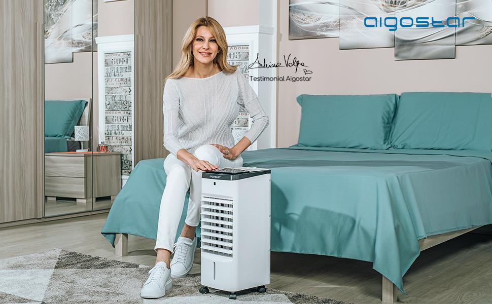 Mobiler Luftkühler