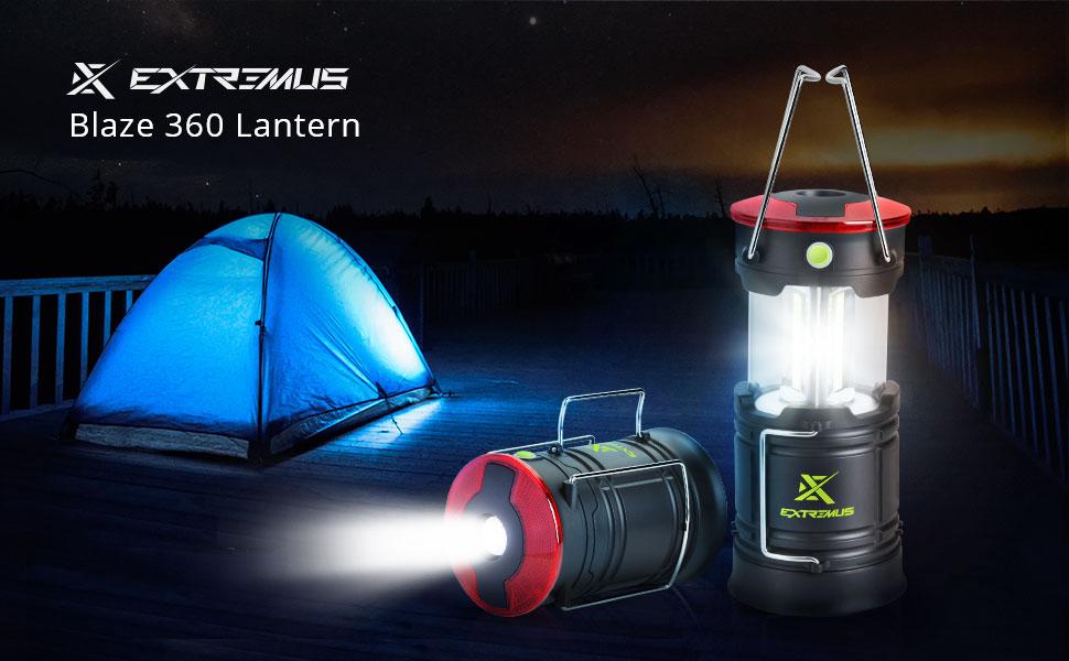 Extremus Blaze 360 Camping Lantern