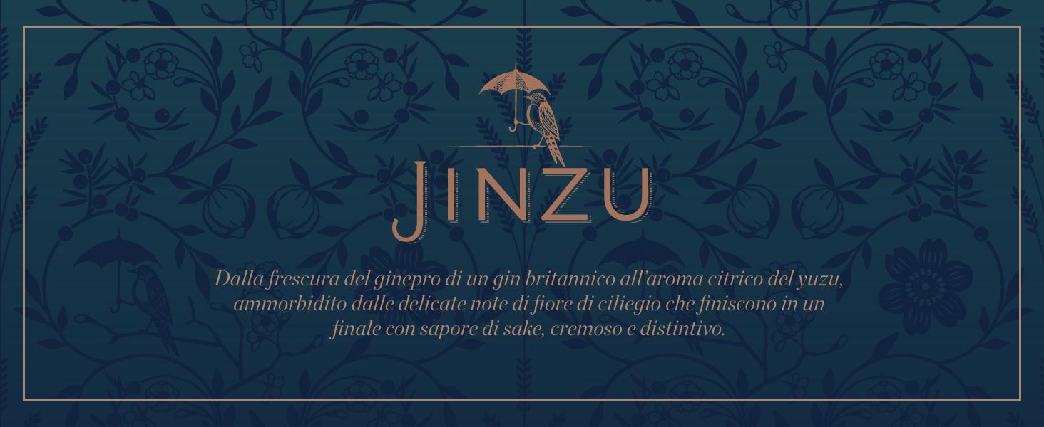 Jinzu Gin Crafted