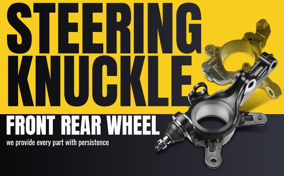 Steering Knuckle 01