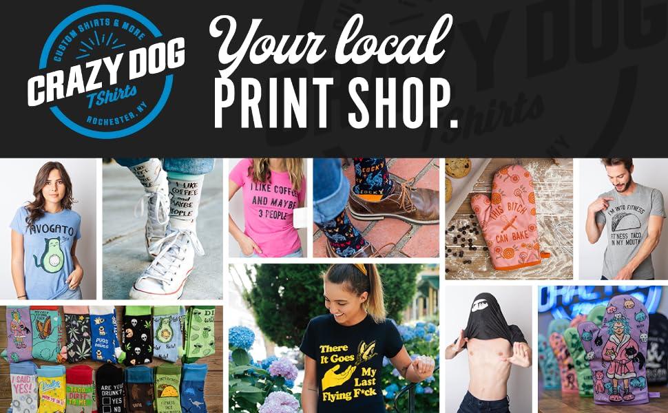 Local Print Shop Top