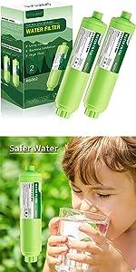 Inline RV Water Filter