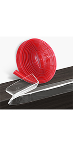 Silicone amp; PVC Edge Protector Strip