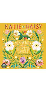Katie Daisy 2022 wall calendar