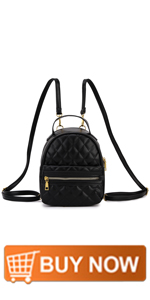 Small Women Backpack
