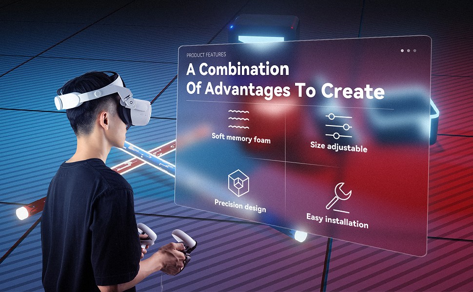 Specially made for your compatible Oculus Quest 2