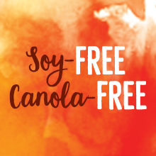 soy-free and canola-free mayonnaise
