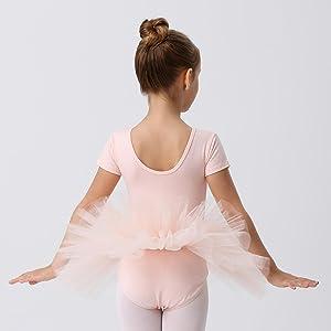 Pink Ballerina Leotard