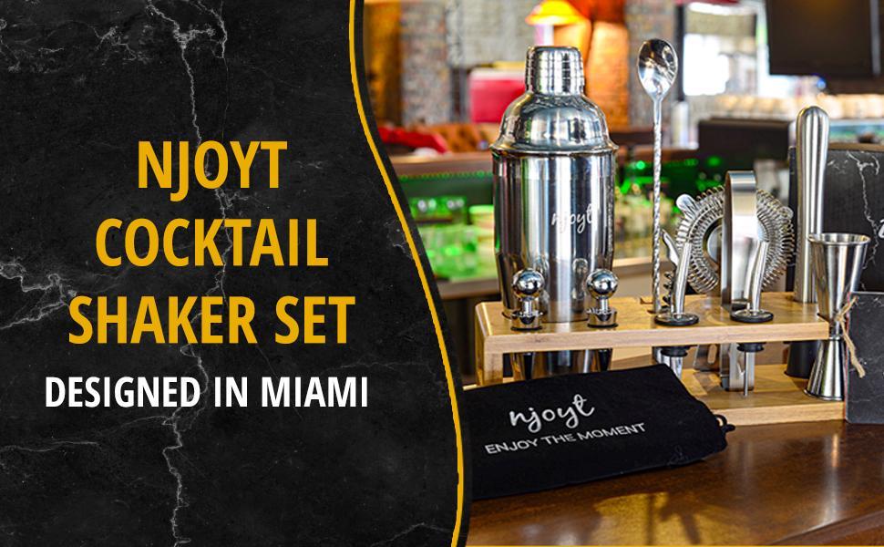 cocktail set bartender kit