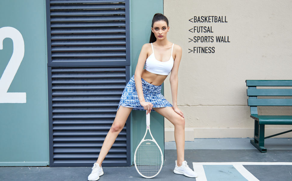 womens sports skorts active athletic skirt