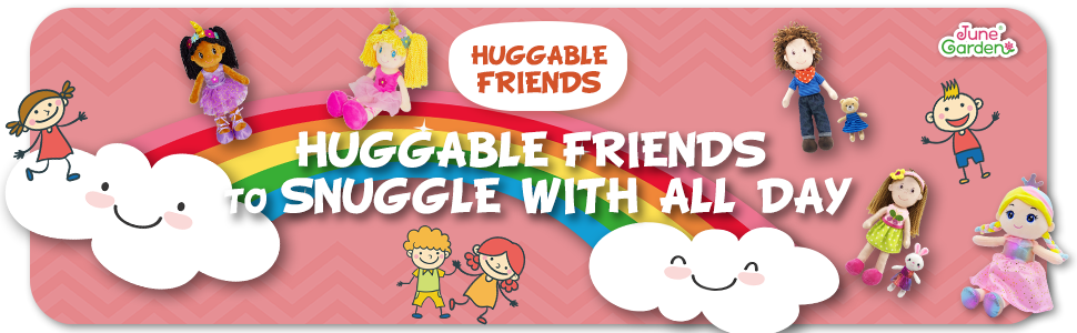Huggable Friends
