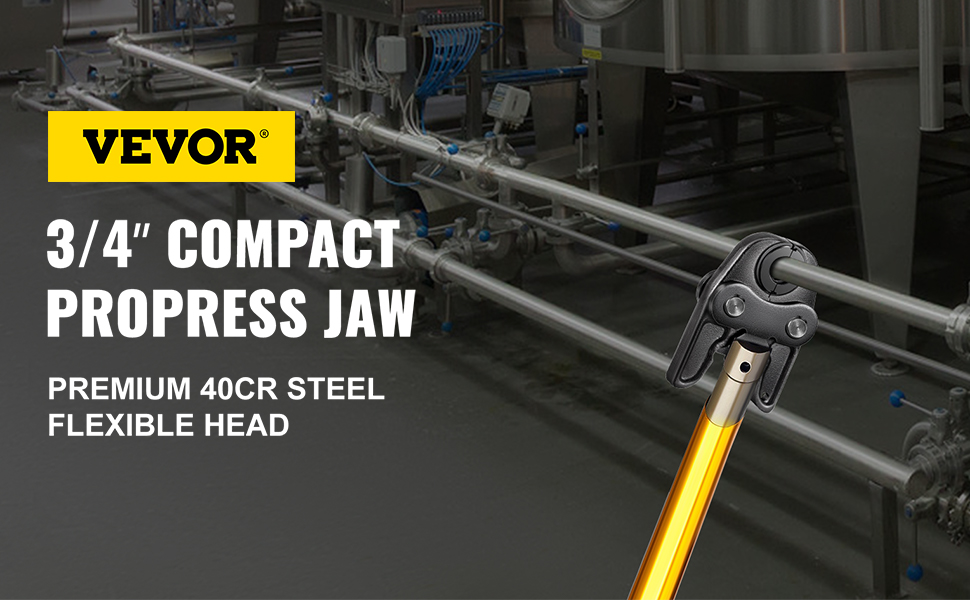compact propress jaw