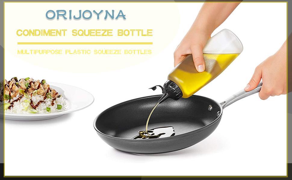 Condiment Squeeze Bottle